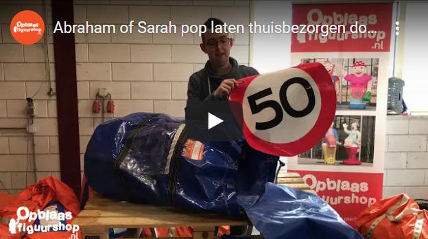 abraham of sarah pop laten thuisbezorgen