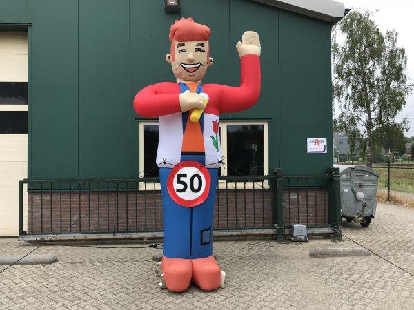 Abraham pop 50 jaar high five