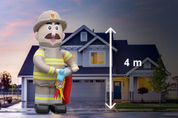 Abraham-pop-brandweerman
