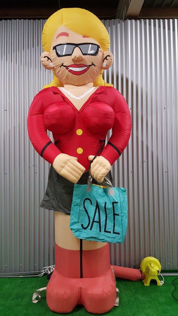 Sarah Shopaholic