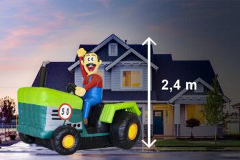 abraham pop op tractor huren